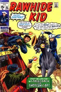 Rawhide Kid v1 086 1971