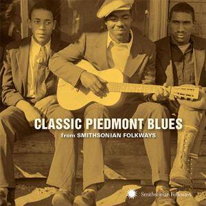 VA - Classic Piedmont Blues from Smithsonian Folkways (2017)