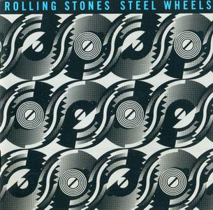 The Rolling Stones - Steel Wheels (1989) [3 Releases]