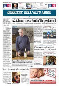 Corriere dell'Alto Adige - 8 Agosto 2018