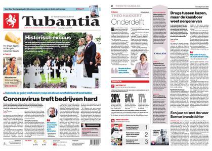 Tubantia - Enschede – 11 maart 2020