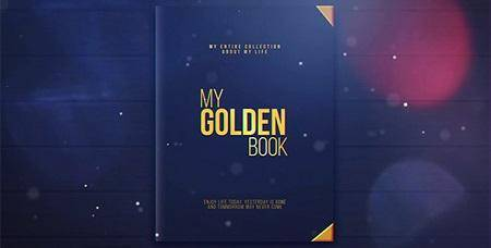 My Golden Book 19793939 After Effects Template