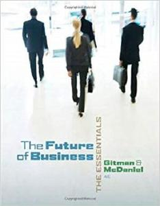 The Future of Business: The Essentials (with Building Your Career Booklet) [Repost]
