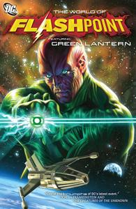 Flashpoint-The World of Flashpoint Featuring Green Lantern 2012 Digital Zone