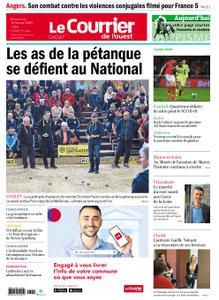 Le Courrier de l'Ouest Cholet – 16 février 2020