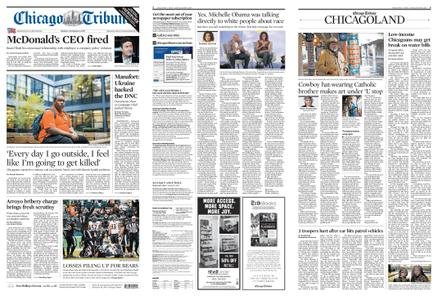 Chicago Tribune – November 04, 2019