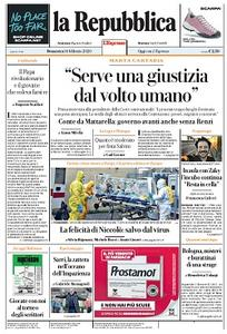 la Repubblica - 16 Febbraio 2020