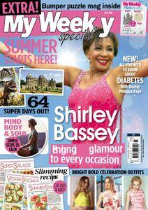 My Weekly Special - April 2017