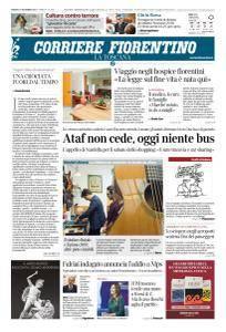 Corriere Fiorentino La Toscana - 16 Dicembre 2017