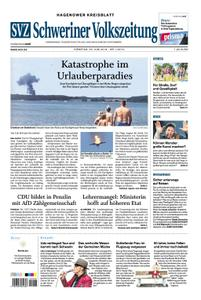 Schweriner Volkszeitung Hagenower Kreisblatt - 25. Juni 2019