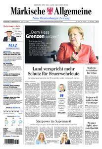 Neue Oranienburger Zeitung - 07. September 2017