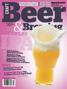 Craft Beer & Brewing - August/September 2019
