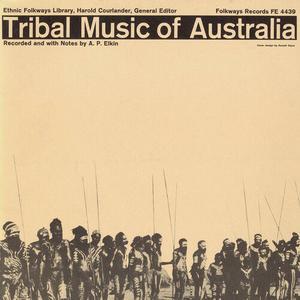 VA - Tribal Music Of Australia (1953) {2012 Folkways}
