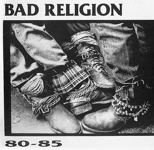 Bad Religion - 80-85 (1991) RESTORED