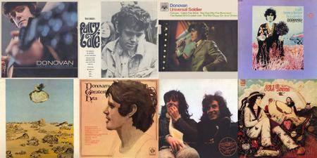 Donovan: Collection (1965 - 1971) [Vinyl Rip 16/44 & mp3-320]