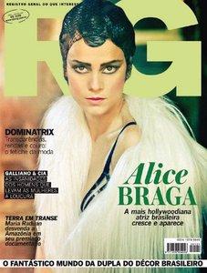 RG Magazine - Abril 2011