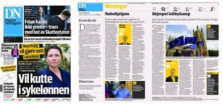 Dagens Næringsliv – 10. september 2018