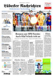 Lübecker Nachrichten Ostholstein Nord - 17. August 2019