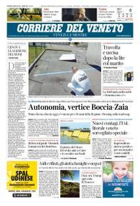 Corriere del Veneto Venezia e Mestre – 09 luglio 2020