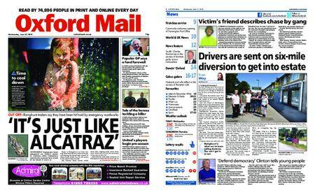 Oxford Mail – June 27, 2018