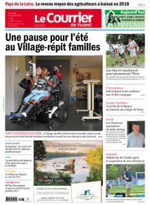 Le Courrier de l'Ouest Cholet – 17 août 2019