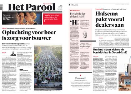 Het Parool – 16 oktober 2019