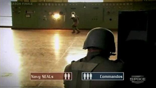 Deadliest Warrior S02e13 Episode 22 Navy Seal Vs