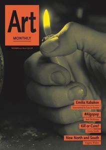 Art Monthly - November 2017   No 411