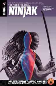 Valiant-Ninjak Vol 05 The Fist And The Steel 2017 Hybrid Comic eBook