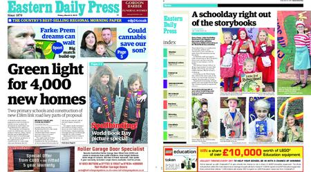 Eastern Daily Press – March 08, 2019