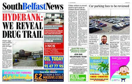 South Belfast News – October 05, 2017