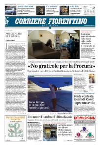 Corriere Fiorentino La Toscana – 10 maggio 2019