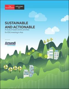 The Economist (Intelligence Unit) - Sustainable and Actionable (2019)