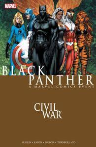 Black Panther vol. 04 - Civil War (2007) (digital TPB)