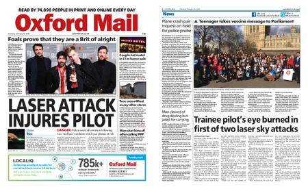 Oxford Mail – February 20, 2020
