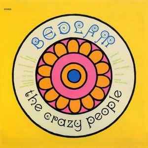 The Crazy People - Bedlam (1968) {2000 Gear Fab}