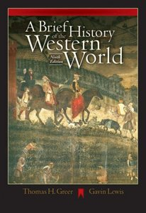 A Brief History of the Western World, 9 edition