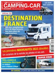 Camping-Car Magazine - Août-Septembre 2020