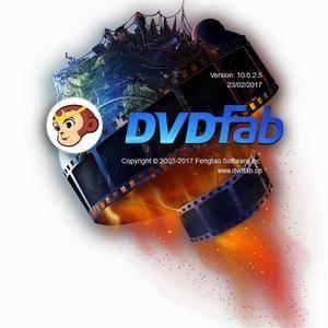 DVDFab 10.0.2.8 Multilingual