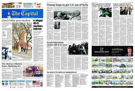 The Capital – March 31, 2018