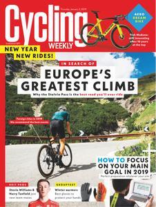 Cycling Weekly - January 03, 2019