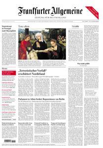 Frankfurter Allgemeine Zeitung F.A.Z. - 20. April 2019
