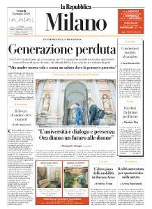 la Repubblica Milano - 12 Giugno 2020