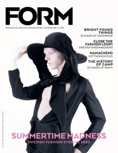 FORM Magazine – August 2019