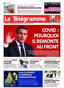 Le Télégramme Auray – 14 octobre 2020