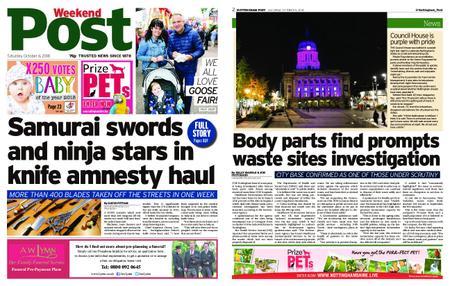 Nottingham Post – October 06, 2018