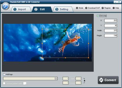 ThunderSoft SWF to GIF Converter 3.3.0