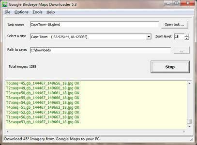 AllmapSoft Google Birdseye Maps Downloader 6.8