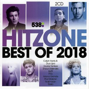 VA - 538 Hitzone: Best Of 2018 (2018)