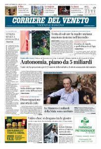 Corriere del Veneto Vicenza e Bassano – 13 settembre 2018